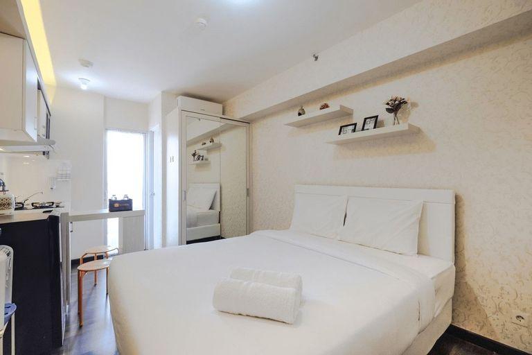 Newly Furnished Studio at Bassura City Apartment By Travelio, East Jakarta