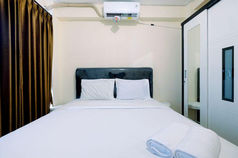 Comfy Studio Room at Tifolia Apartment By Travelio, North Jakarta