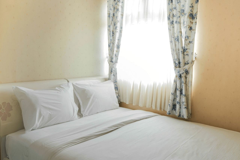 Simply Cozy 2BR Green Pramuka Apartment By Travelio, Central Jakarta