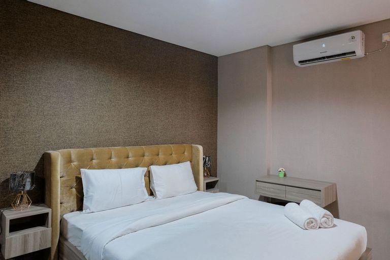 Luxury 2BR with City View Bintaro Icon Apartment By Travelio, Tangerang Selatan