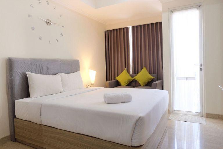 Best Price Studio Menteng Park Apartment By Travelio, Central Jakarta