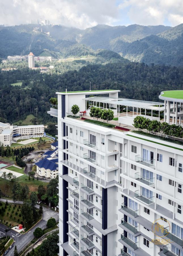 Windmill Residence Genting Highlands @ Icon Stay, Bentong