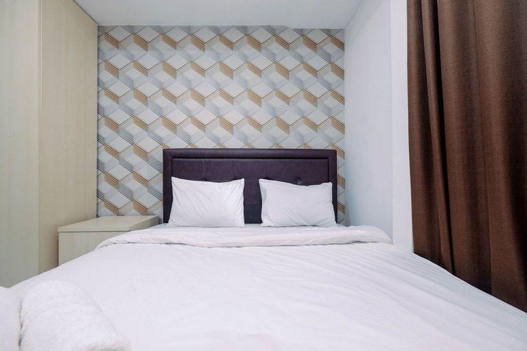 Relaxing Studio Apartment at Azalea Suites Cikarang By Travelio, Cikarang