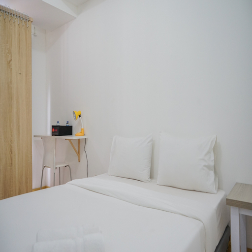 New Furnished with Cozy Stay Studio @ M-Town Residence Apartment By Travelio, Tangerang
