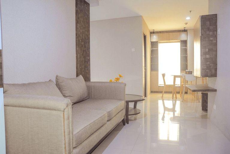 Best Choice 2BR Apartment at Tamansari Semanggi By Travelio, Jakarta Selatan