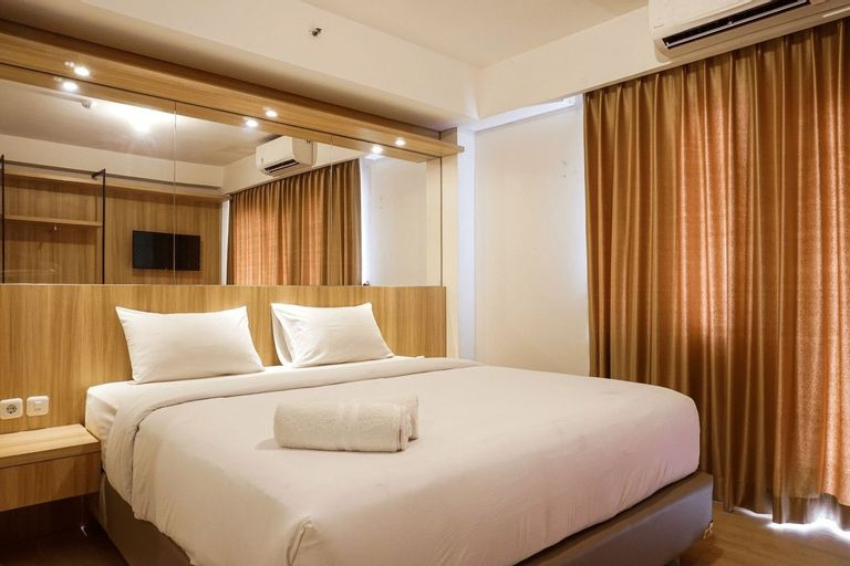 Comfortable Studio Apartment at Annora Living By Travelio, Tangerang