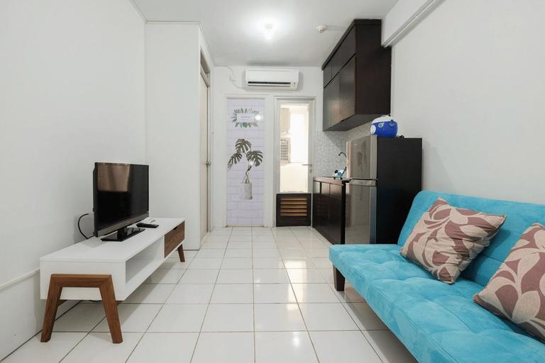 Minimalist 2BR Apartment at Gading Nias Residence By Travelio, Jakarta Utara