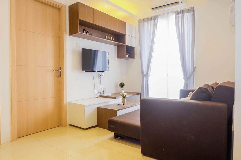 Best Deal 3BR Bassura Apartment By Travelio, East Jakarta