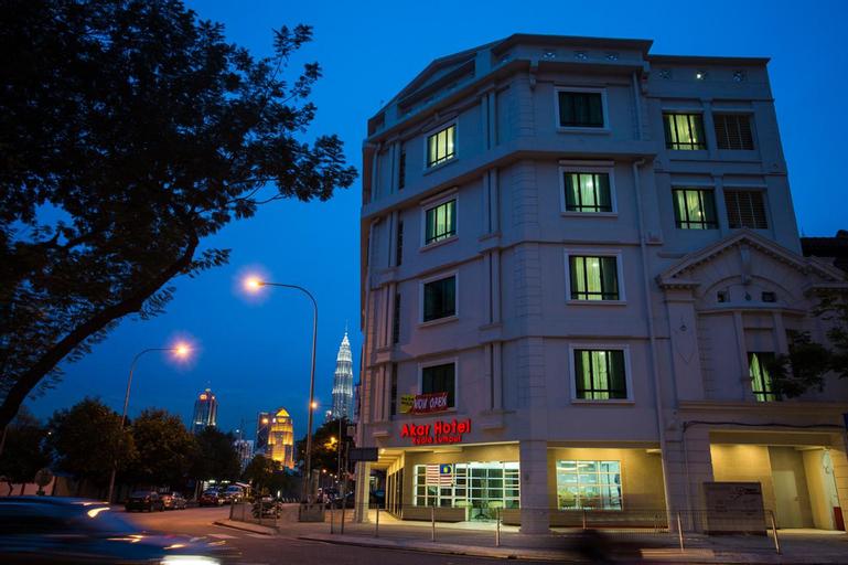 Akar Hotel Jalan TAR (also known as Akar Hotel Jalan Tuanku Abdul Rahman), Kuala Lumpur