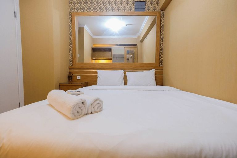 Cozy Stay 2BR @ Green Pramuka Apartment By Travelio, Central Jakarta