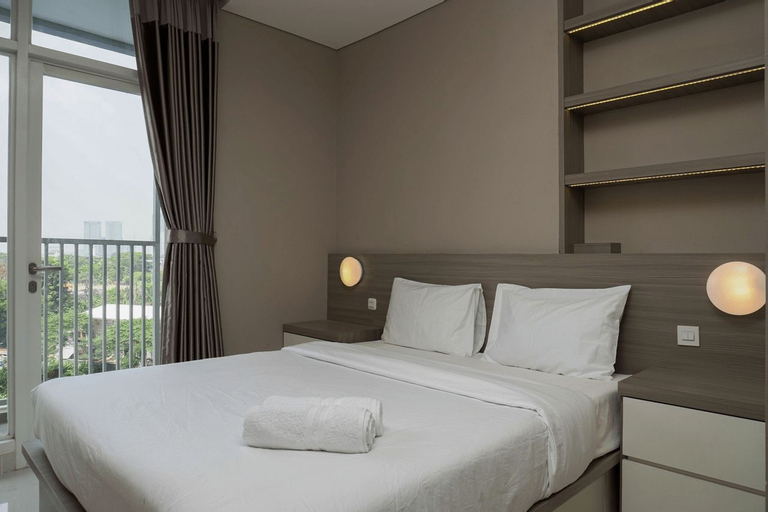Pool View Studio Apartment Ciputra International By Travelio, West Jakarta