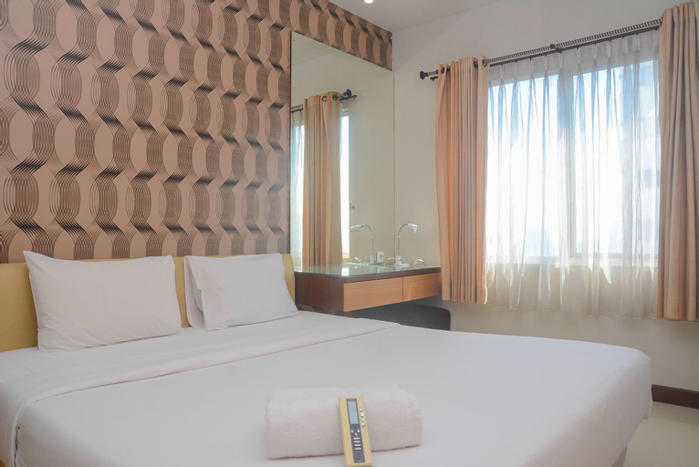 Cozy and Stylish 2BR Apartment at The Jakarta Residences By Travelio, Central Jakarta
