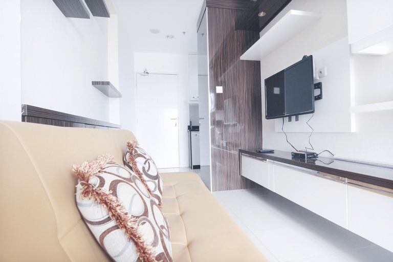 2 BR Cervino Apartment Near Kota Kasablanka (Kokas) By Travelio, South Jakarta