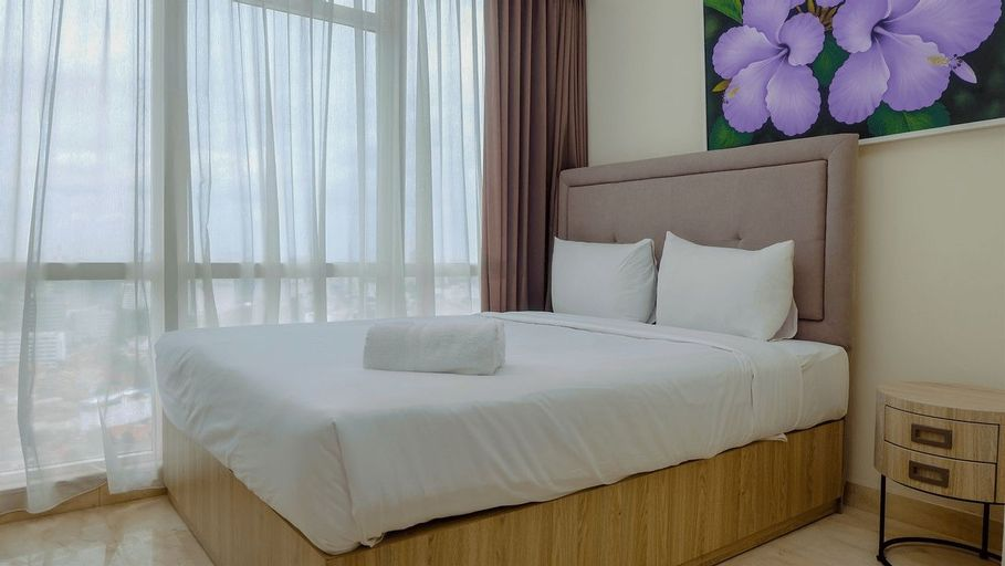 2BR Apartment with Private Lift at Menteng Park By Travelio, Central Jakarta