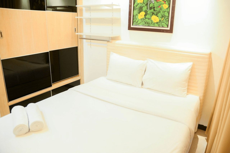 Simply Studio Maple Park Apartment with City View By Travelio, North Jakarta