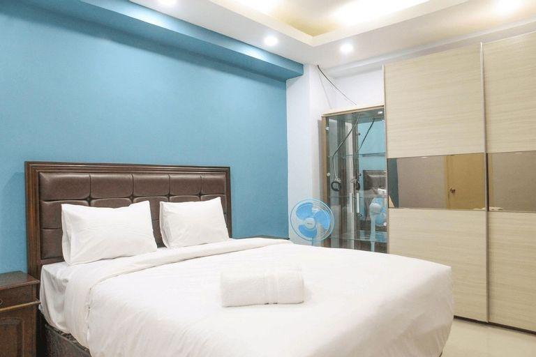Vibrant Soho Studio Pakubuwono Terrace Apartment By Travelio, Jakarta Selatan