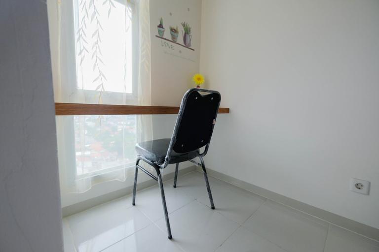 Cozy Studio Apartment at Akasa Pure Living BSD By Travelio, Tangerang Selatan