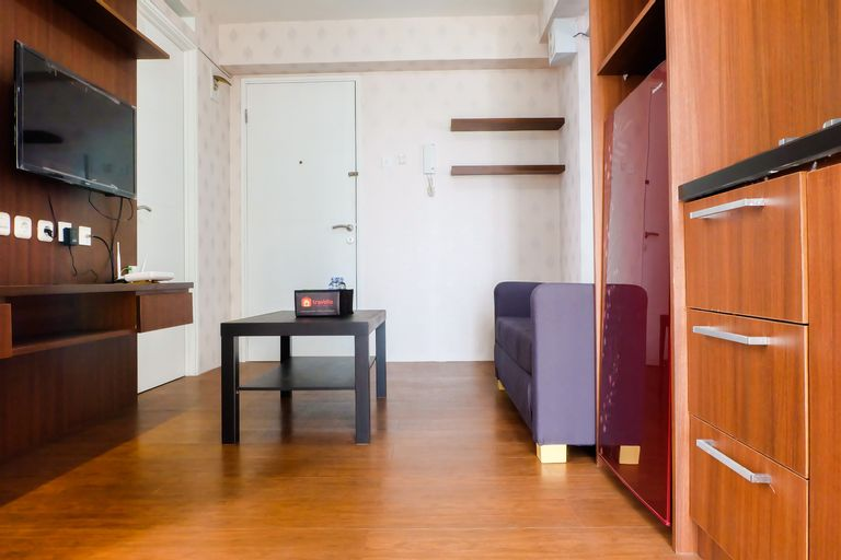 2BR Modern Room Bassura Apartment With Direct Access To Shopping Center By Travelio, East Jakarta