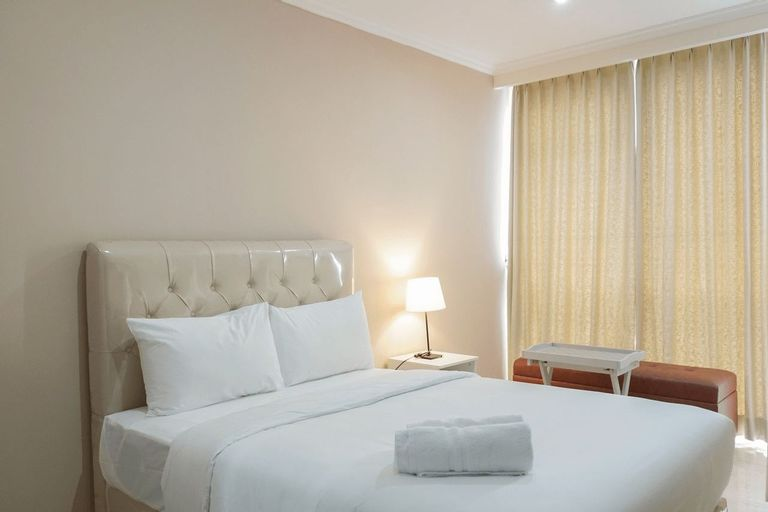 Stunning Studio Room at Menteng Park Apartment By Travelio, Central Jakarta