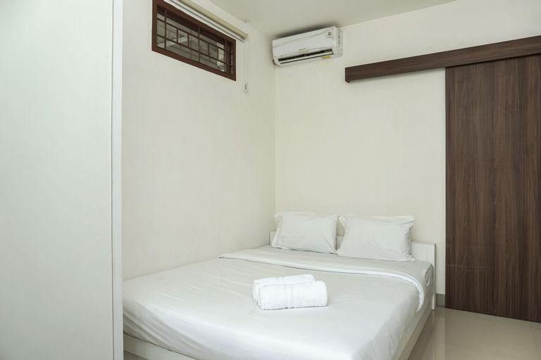 Spacious Studio 2nd Floor at Meruya 8 Puri Kembangan By Travelio, Jakarta Barat