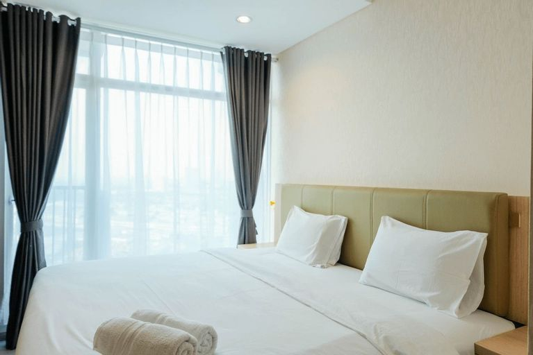 Elegant Studio Apartment at Tree Park City By Travelio, Tangerang