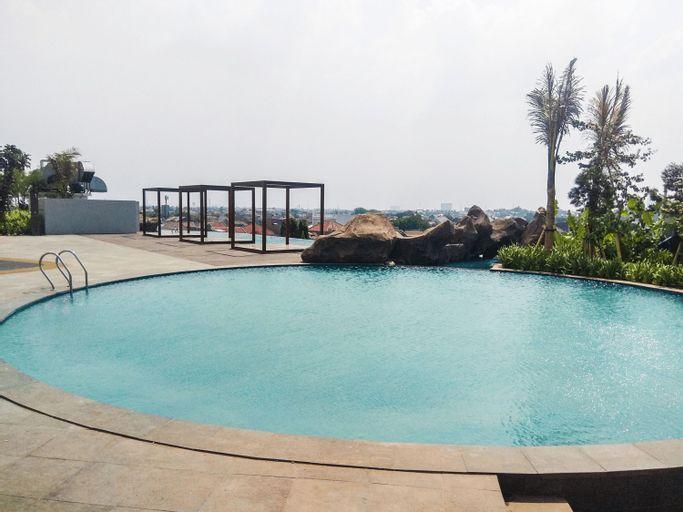 Affordable Price Studio Apartment @ Grand Kamala Lagoon By Travelio, Bekasi