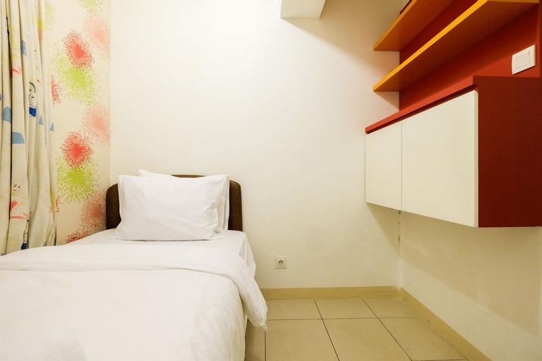 Clean 2BR Green Bay Apartment near Baywalk Mall Pluit By Travelio, North Jakarta