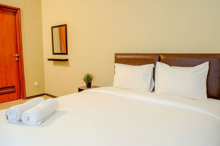 Best 3BR Apartment Grand Palace Kemayoran with Free Parking By Travelio, Central Jakarta