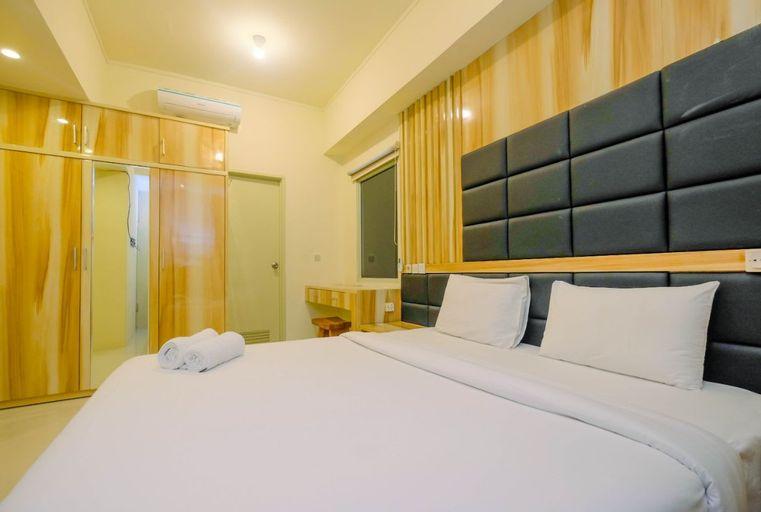 Strategic 2BR Apartment with Workspace @ Season City By Travelio, West Jakarta