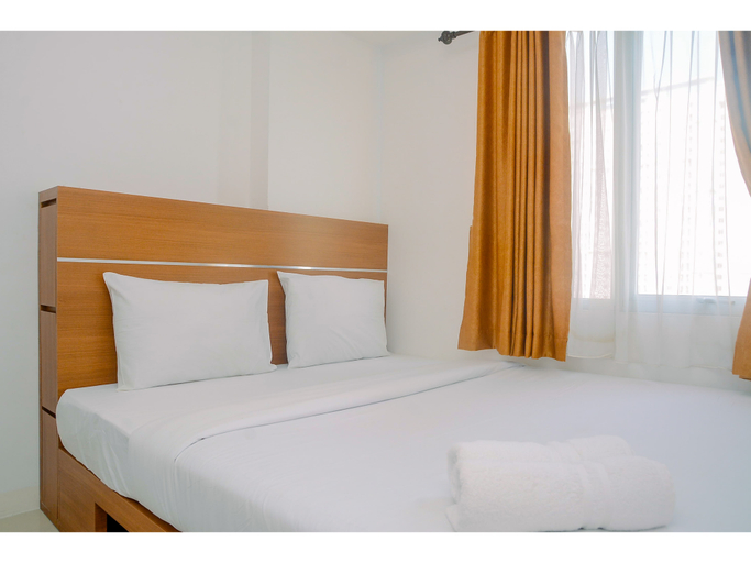 Comfortable and Fully Furnished 2BR Bassura City Apartment By Travelio, East Jakarta