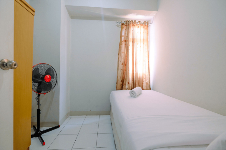 Homey and Tranquil 2BR at Kalibata City Apartment By Travelio, South Jakarta