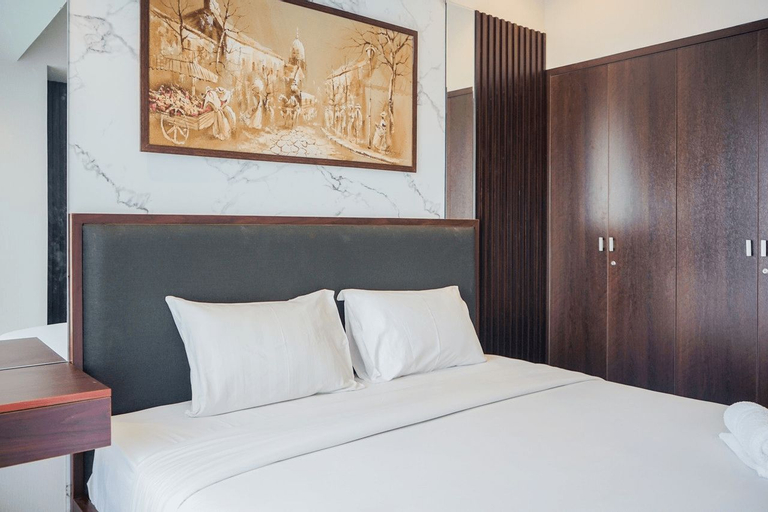 Lavish and Pleasant 2BR Apartment at The Branz BSD By Travelio, Tangerang
