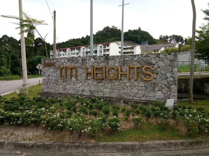 Titi Height 3 Storey Landed @ Balik Pulau, Barat Daya