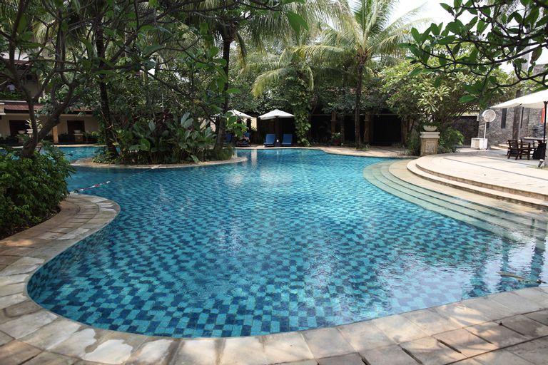 Le Dian Hotel & Cottages, Serang