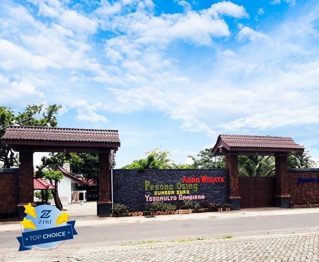 Pesona Osing Resort By ZIRI, Banyuwangi