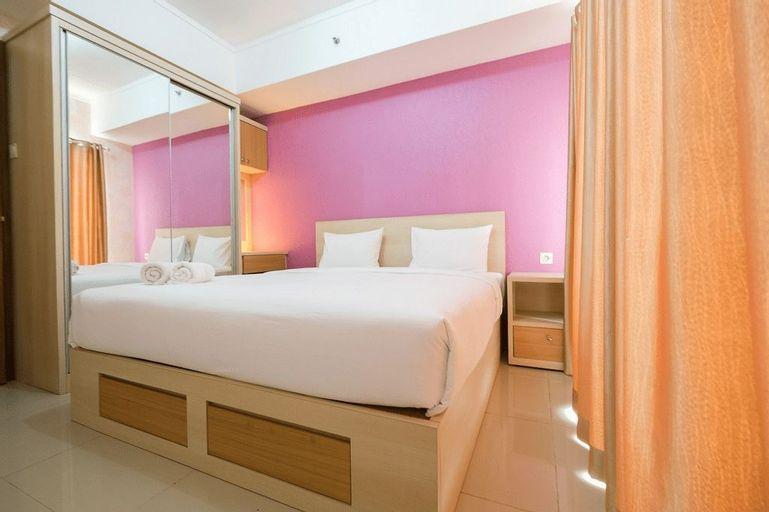 Clean 1BR The Oasis Cikarang Apartment By Travelio, Cikarang
