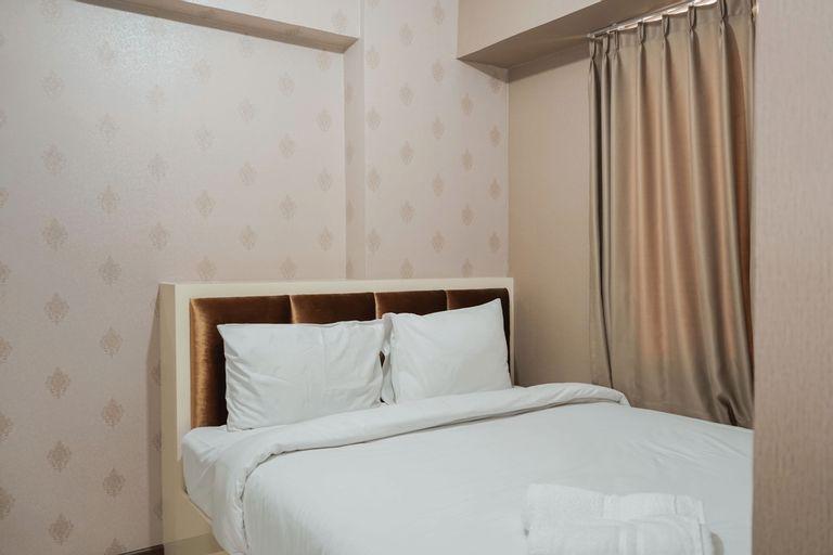 Stunning 2BR at Bassura City Cipinang Apartment By Travelio, East Jakarta
