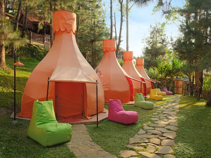 The Lodge Maribaya, Bandung