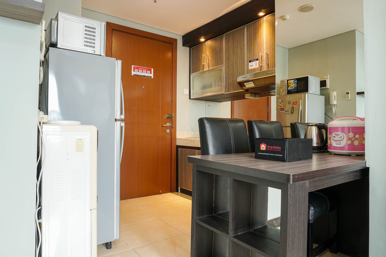 Best 2BR with Prime Location at MT Haryono Square Apartment By Travelio, East Jakarta