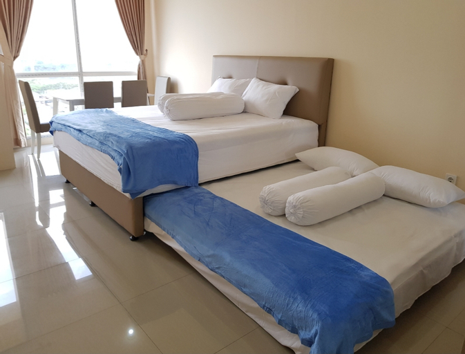 Clean&Tidy Family Room with 2 King size bed, Surabaya