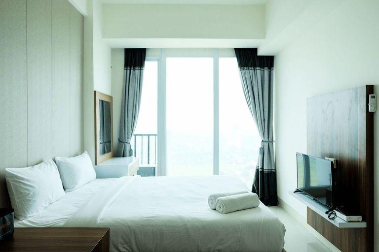 Homey Studio Room Tree Park Apartment near BSD City By Travelio, Tangerang Selatan