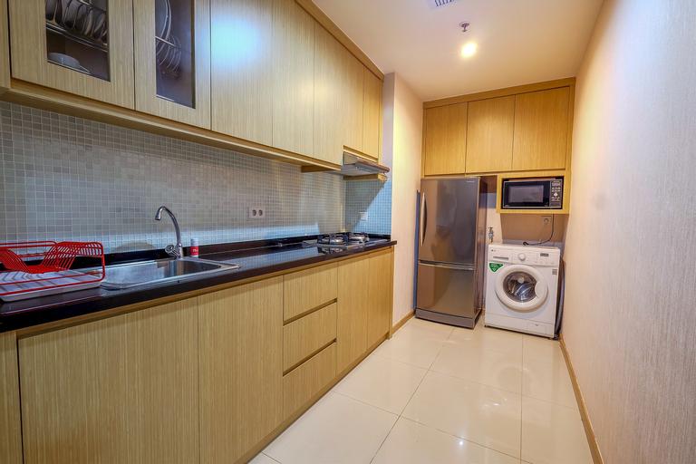 1 BR Apartment @ Casa Grande Residence Near Kota Kasablanka By Travelio, South Jakarta