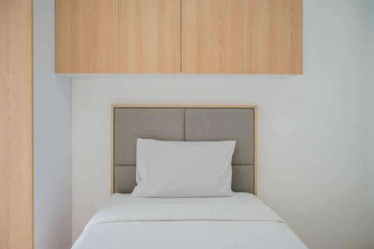 Functional Studio Apartment at M-Town Residence near Summarecon Mall By Travelio, Tangerang