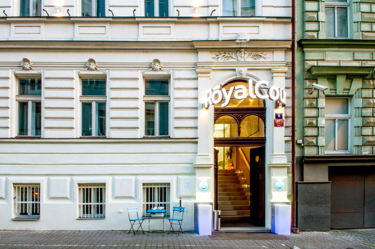 Royal Court Hotel, Praha 2