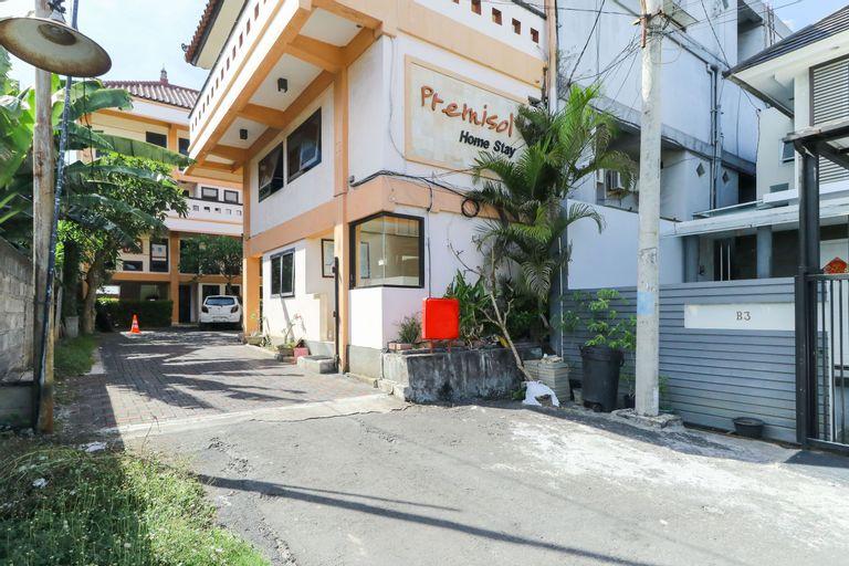 Permisol Homestay 88, Denpasar