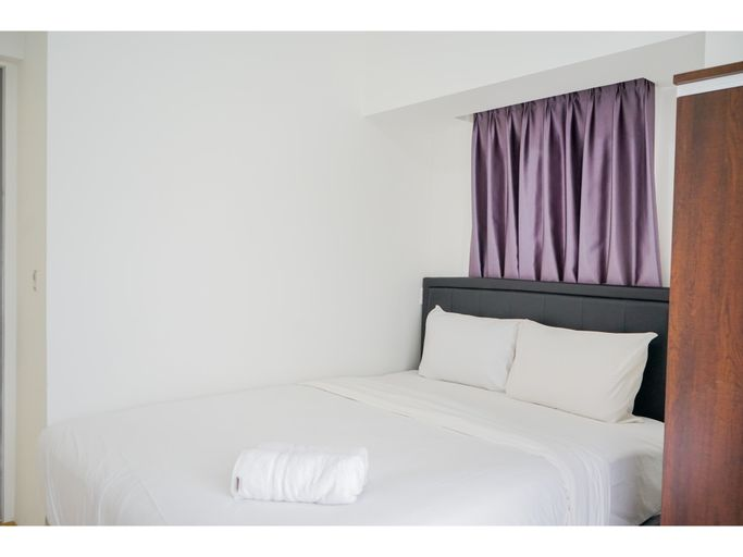 Simply and Homey 1BR Apartment at M Town Residence By Travelio, Tangerang