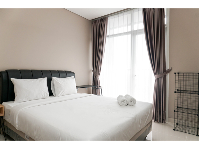 Best View Studio Apartment @ Ciputra International By Travelio, Jakarta Barat