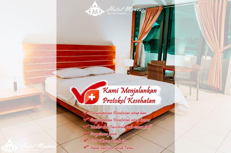 Hotel Mentari Pasar Lama, Tangerang