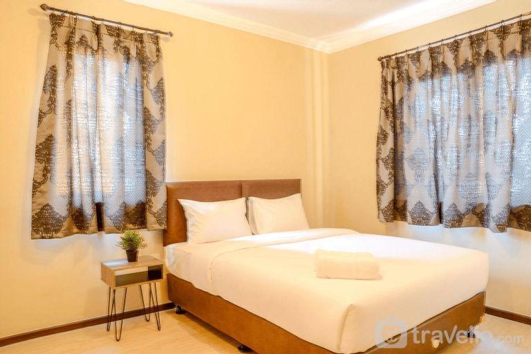 Extra Space 3BR Apartment Grand Palace Kemayoran By Travelio, Jakarta Pusat