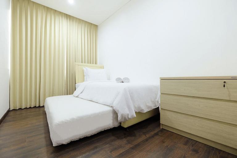 Modern 2BR Apartment @ Veranda Residence By Travelio (permanently closed), West Jakarta